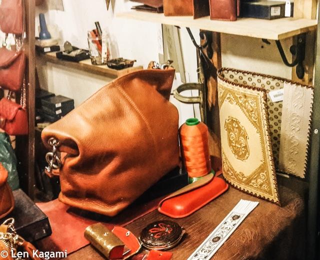 Skill of Florentine artisan